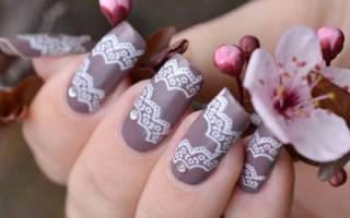 Стемпинг на ногтях. Как делать правильно гель-лаком пошаговое описание. Фото