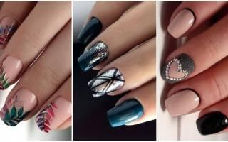 Дизайн на квадратные ногти 2019. Фото маникюра, новинки, техники, яркие летние сочные цвета