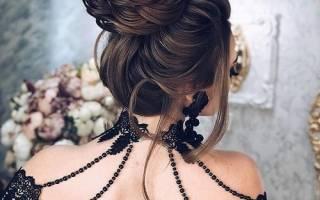 Прически с распущенными волосами на длинные волосы: легкие на каждый день, свадебные, красивые вечерние на выпускной в школу. Фото