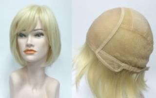 Парики из натуральных волос для женщин с имитацией кожи головы. Виды, фото, цены, какой купить