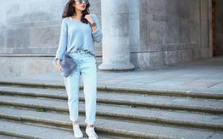 Как носить ботинки с джинсами женщинам зимой, осенью, весной. Фото модных образов