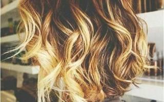 Балаяж. Техника окрашивания волос. Фото на темные, русые, короткие, длинные, средние волосы