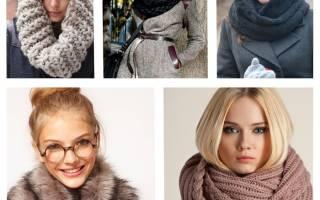 Как носить снуд. Фото разные способы: на голове с пальто, с пуховиком, капюшоном, красиво с курткой, шарф в один оборот, с пальто без воротника для женщины