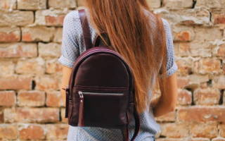 Рюкзаки женские стильные городские модные кожаные и недорогие. Бренды, цены, с чем носить