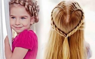 Плетение косичек для девочек прибором и своими руками на средние, длинные волосы. Фото, видео уроки пошагово для начинающих