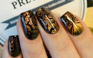 Стемпинг для ногтей: как пользоваться и что это такое в маникюре