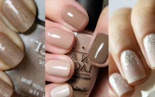 Маникюр гель лаком на короткие ногти. Фото дизайна френч, лунный, матовый маникюр, кошачий глаз, красивые новинки с блестками, стразами