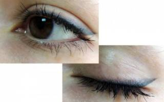 Межресничный татуаж глаз. Фото до и после с растушевкой, стрелкой, нижнего, верхнего века. Как делают, последствия после процедуры, цена, реальные отзывы