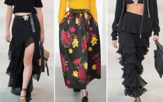 Юбка длинная в пол. Модные тенденции, фото: макси в клетку, с разрезом, шифоновая, джинсовые, стильные колокол, бохо, зимняя и летняя. С чем носить
