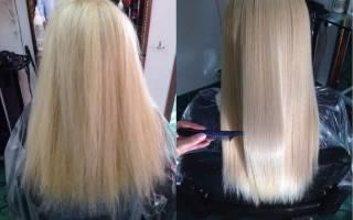 Ботокс волос — что это такое. Процедура ботокса для волос дома, фото до и после