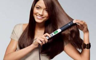 Как завить волосы утюжком, накрутить локоны, профессиональная укладка на средние и длинные волосы в домашних условиях. Фото