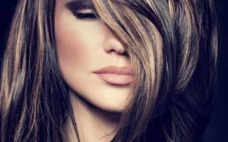 Мелкое мелирование на темные волосы. Фото до и после с челкой и без, тонированием, длинные, средней длины