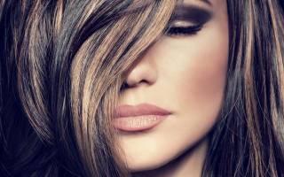 Колорирование на темные волосы средней длины. Фото с челкой и без, до и после окрашивания, отзывы