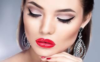 Как накраситься красиво в домашних условиях пошагово. Уроки макияжа для начинающих: дневной, вечерний