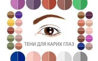 Макияж для карих глаз и светлых волос. Пошаговая инструкция, фото, видео уроки