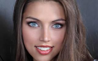 Макияж глаз для увеличения глаз сценический, возрастной, с нависшим веком, стрелки. Урок пошагово для начинающих, фото до и после