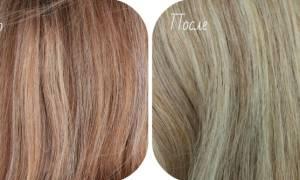 Концепт оттеночный бальзам жемчужный/арктичный/песочный блонд. Палитра цветов Concept, оттенки, отзывы