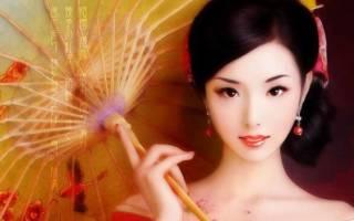 Волосы и поведение японской гейши – Мода, стиль, макияж, маникюр, уход за телом и лицом, косметика