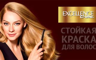 Краска для волос L'Oreal Excellence (Лореаль Экселанс). Палитра цветов, фото оттенков – Мода, стиль, макияж, маникюр, уход за телом и лицом, косметика