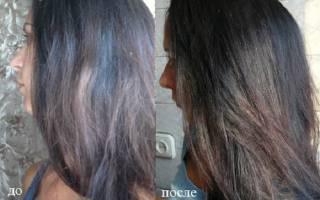 Покраска волос хной в домашних условиях пошагово. Цвета, фото до и после на темные/светлые волосы
