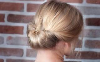 Простые прически на каждый день на средние, длинные, короткие волосы за 5 минут своими руками