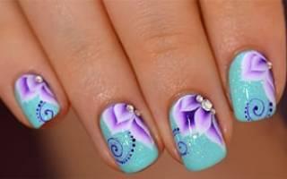 Шеллак. Фото дизайнов маникюра. Как делать гель лак на ногтях в домашних условиях, френч-шеллак
