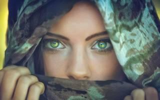 Красивый макияж для зеленых глаз поэтапно. Фото для русых, темных, светлых, рыжих волос