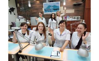 Курсы классического педикюра в Воронеже: контакты и отзывы об обучении в школах ногтевого сервиса