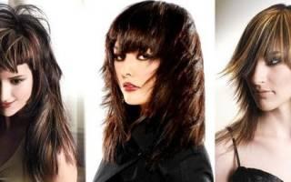 Прическа каскад на средние волосы 2019. Женские фото с челкой и без, для овального, круглого лица, вид спереди и сзади, каскад классический, градуированный, рваный, двойной, удлиненный, асимметричный