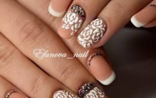 Черный дизайн ногтей. Фото на короткие, острые, длинные, френч, матовые, полоски, гель-лаком