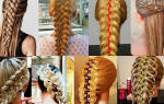 Красивые и легкие прически для девочек на средние волосы, косы с лентами в школу, праздничные банты. Инструкции, как сделать пошагово с фото