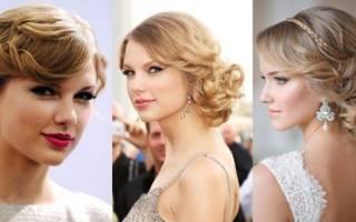 Прически на средние волосы вечерние, модные на торжество, свадьбу, выпускной, праздник, корпоратив. Своими руками поэтапно, фото