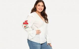 Белая блузка рубашка женская. С чем носить, фото свободная, шелковая, для полных