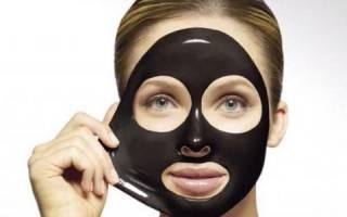 Как сделать черную маску в домашних условиях – Мода, стиль, макияж, маникюр, уход за телом и лицом, косметика