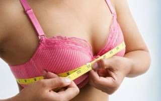 Размеры груди. Как определить, узнать у женщин. Фото нулевого, первого, второго, третьего, четвертого размера