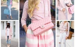 Розовый цвет. Сочетание в одежде для женщин, с чем сочетается, что значит, кому подходит, как выглядит и воспринимается