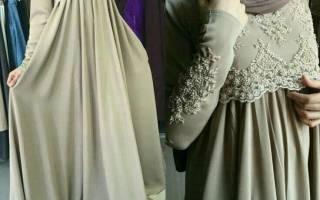 Мусульманские свадебные платья. Модели, фасоны, фото, какое лучше купить