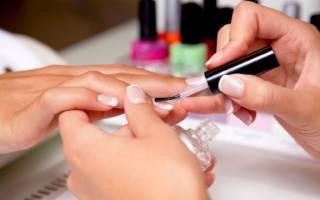 Наращивание ногтей гелем на формах: пошаговая инструкция, как наращивать