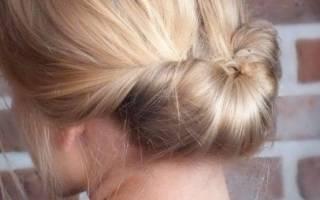 Прически на средние волосы в домашних условиях. Модные укладки своими руками пошагово, самой себе на каждый день, с челкой и без. Фото