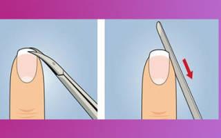 Как правильно стричь ногти: каким образом нужно подстригать мужчинам, девушкам и детям на руках, в том числе на правой, и ногах, как часто это делать?