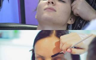 Инструкция окрашивания бровей хной. Результаты: фото «до» и «после» – Мода, стиль, макияж, маникюр, уход за телом и лицом, косметика
