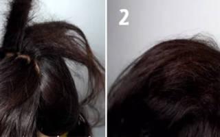 Прически на жидкие волосы средней длины на каждый день: праздничные, вечерние, быстрые, с челкой, бубликом. Пошаговая инструкция своими руками, фото
