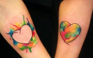 Парные татуировки для двоих влюбленных, мужа с женой, парня и девушки, для подруг, сестер, брата. Красивые, маленькие эскизы, идеи надписи