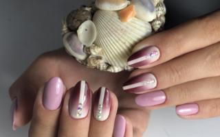Идеи маникюра гель-лаком: дизайн ногтей с фото новинками просто и красиво