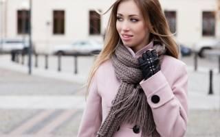 Как завязать шарф на шее разными способами женщине, мужчине, осенью или весной, на пальто, фото, видео