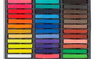 Мелки для волос: цветные с Алиэкспресс, Фикс прайс, Фаберлик, Hot Huez, белые, черные, детские, круглые. Как пользоваться, покрасить волосы, сколько стоят, где купить, отзывы