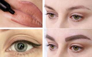 Как выбрать и использовать карандаш для контура перманентного макияжа – Мода, стиль, макияж, маникюр, уход за телом и лицом, косметика