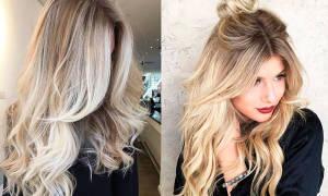 Окрашивание волос 2019. Модные тенденции, техники для блондинок, брюнеток