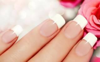 Френч шеллак — французский маникюр. Как сделать ногти гель-лаком дома. Фото, видео