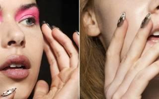 Дизайн ногтей миндальной формы: фото идей